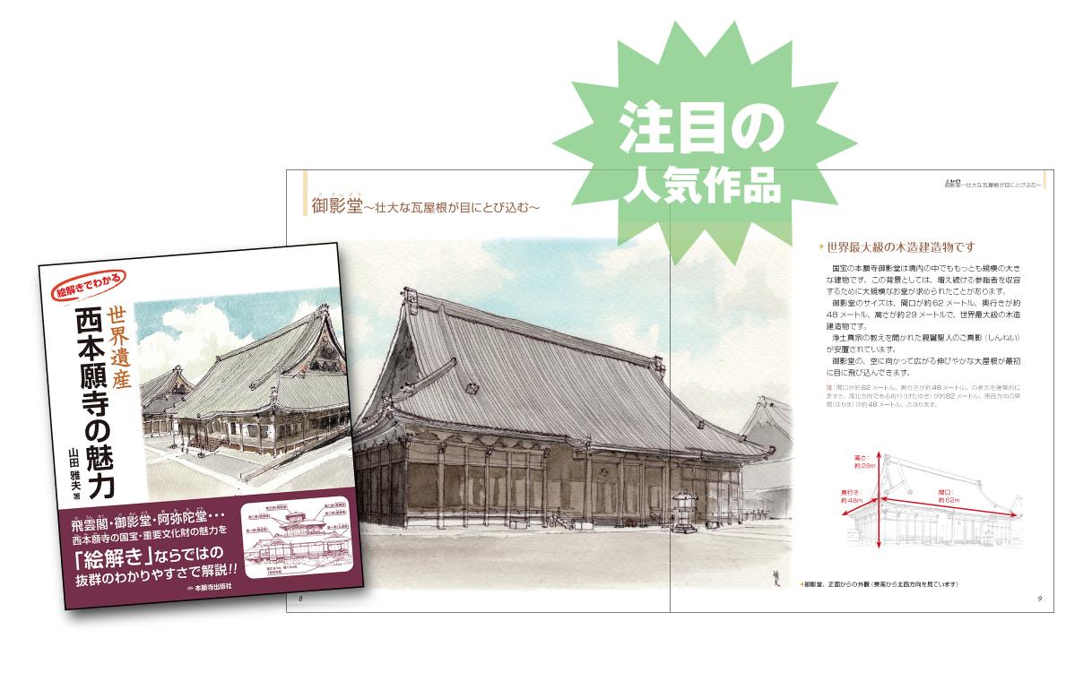 西本願寺絵解き画像
